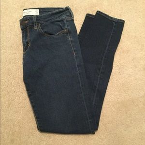 Abercrombie & Fitch skinny jeans - 4 short
